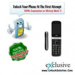 AEG S200 Senior Phone Unlocking