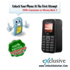 Alcatel One Touch 1010D Unlocking