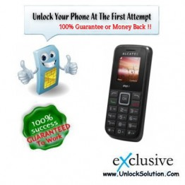 Alcatel One Touch 1012 Unlocking