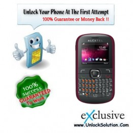 Alcatel One Touch 1013D Unlocking