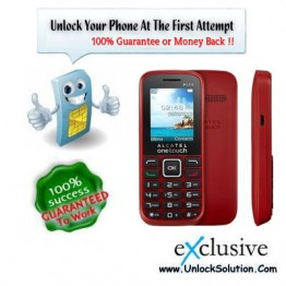 Alcatel One Touch 1040D Unlocking