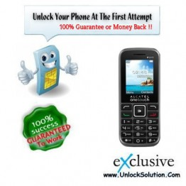 Alcatel One Touch 1041 Unlocking