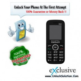 Alcatel One Touch 1046D Unlocking