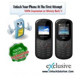 Alcatel One Touch 106 Unlocking