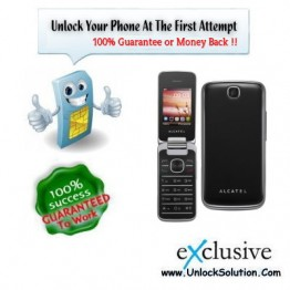 Alcatel One Touch 2010D Unlocking