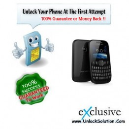 Alcatel One Touch 3000H Unlocking