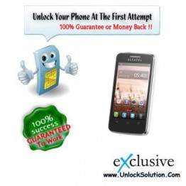 Alcatel One Touch 3040D Unlocking