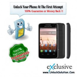 Alcatel One Touch 3041D Unlocking