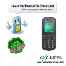 Alcatel One Touch 317D Unlocking