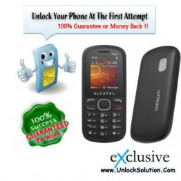 Alcatel One Touch 318D Unlocking