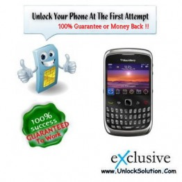 Blackberry 9300 Unlocking