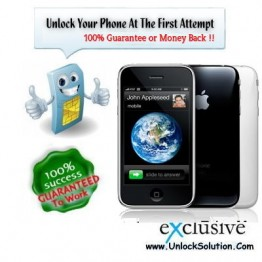iPhone 3g Unlocking Service