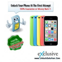 iPhone 5c Unlocking Service