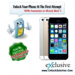iPhone 5s Unlocking Service