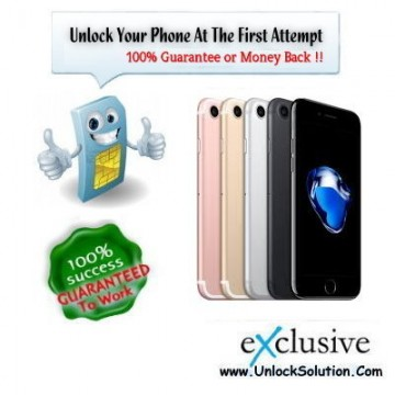 iPhone 7 Unlocking Service