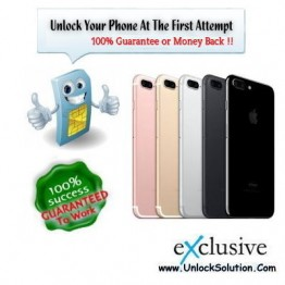 iPhone 7 Plus Unlocking Service