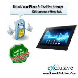 Sony Tablet S 3G Unlocking