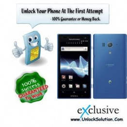 Sony Xperia Acro HD Unlocking