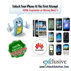 Huawei Worldwide Any Device Unlocking