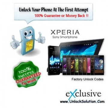 Sony Xperia Worldwide Any Device Unlocking